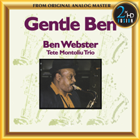 Ben Webster - Gentle Ben Tete Montoliu Trio