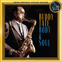 Buddy Tate Body and Soul