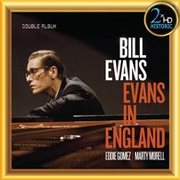 Bill Evans in England