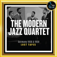 The Modern Jass Quartet - Germany 1956 & 1958 Lost Tapes