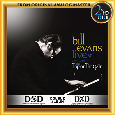 Bill Evans Live At Top Of The Gate