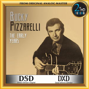 Bucky Pizzarelli - The early years