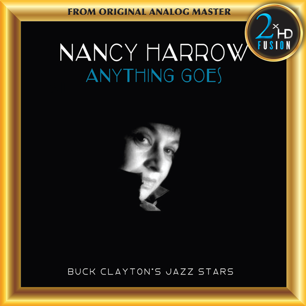 Nancy Harrow Anything Goes