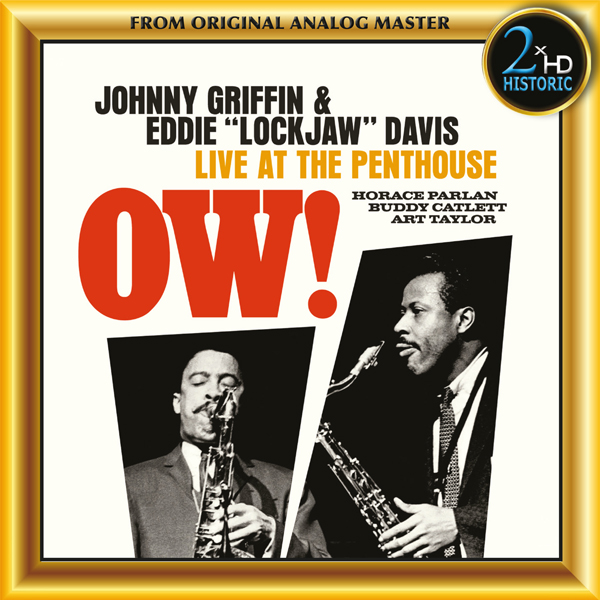 Johnny Griffin - OW!