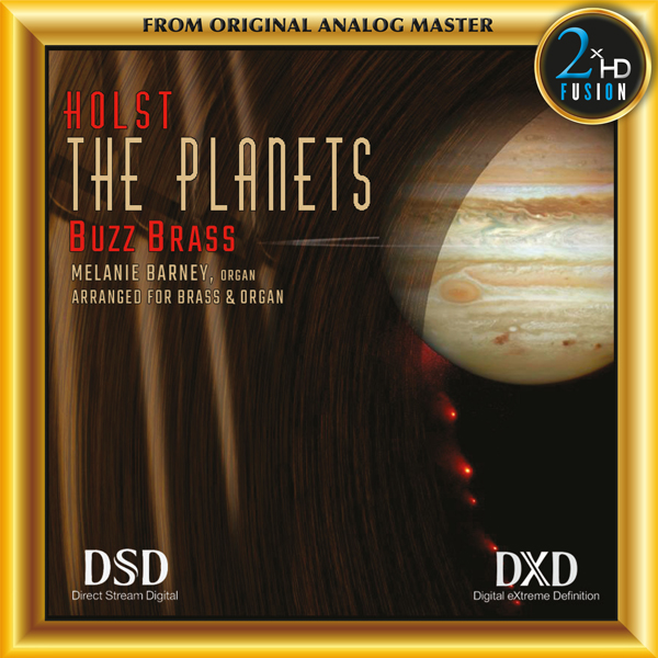 Holst - The Planets - Buzz Brass