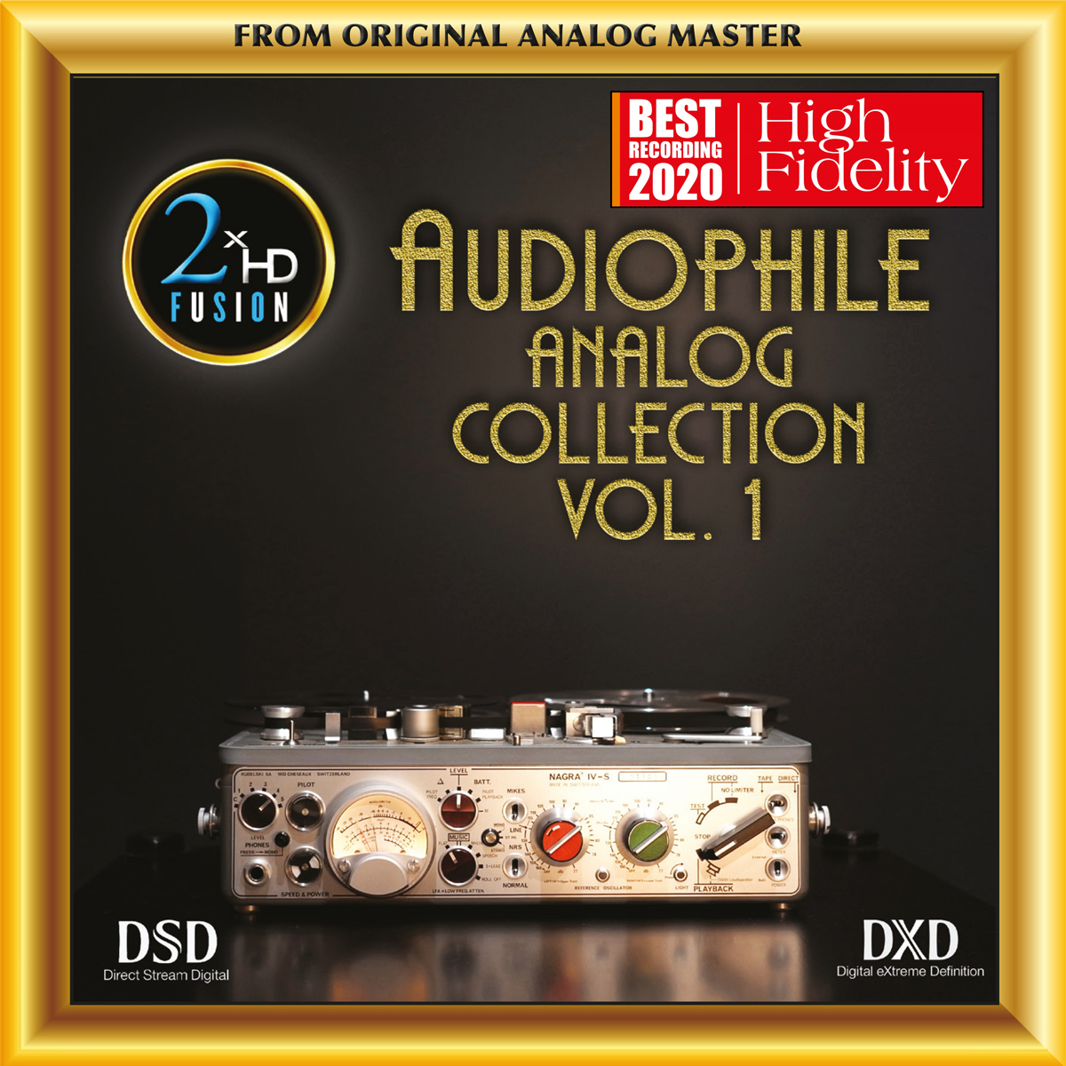 Audiophile Analog Collection Volume 1