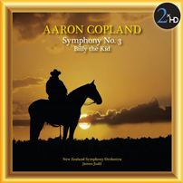 Aaron Copland Symphony No. 3 Billy the Kids