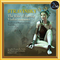 Stravinsky the Rite of Spring Violin Concerto
