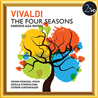 Vivaldi the four seasons concerto alla rustica
