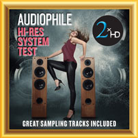 Audiophile Hires System Test